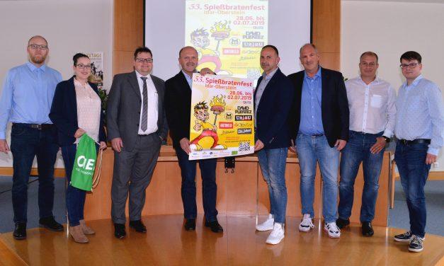 Idar-Oberstein: Das 53. Spießbratenfest startet morgen