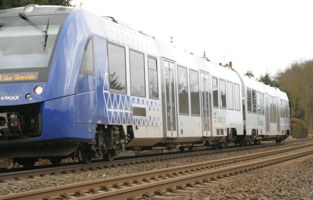 Zugausfälle auf mehreren Linien im vlexx-Netz ab dem Fahrplanwechsel zum 15. Dezember 2019