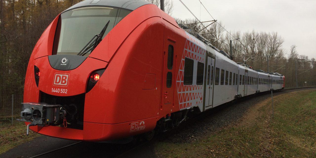 DB Regio Mitte im Zeitplan für pünktliche Inbetriebnahme des Elektronetz Saar RB mit Neufahrzeugen