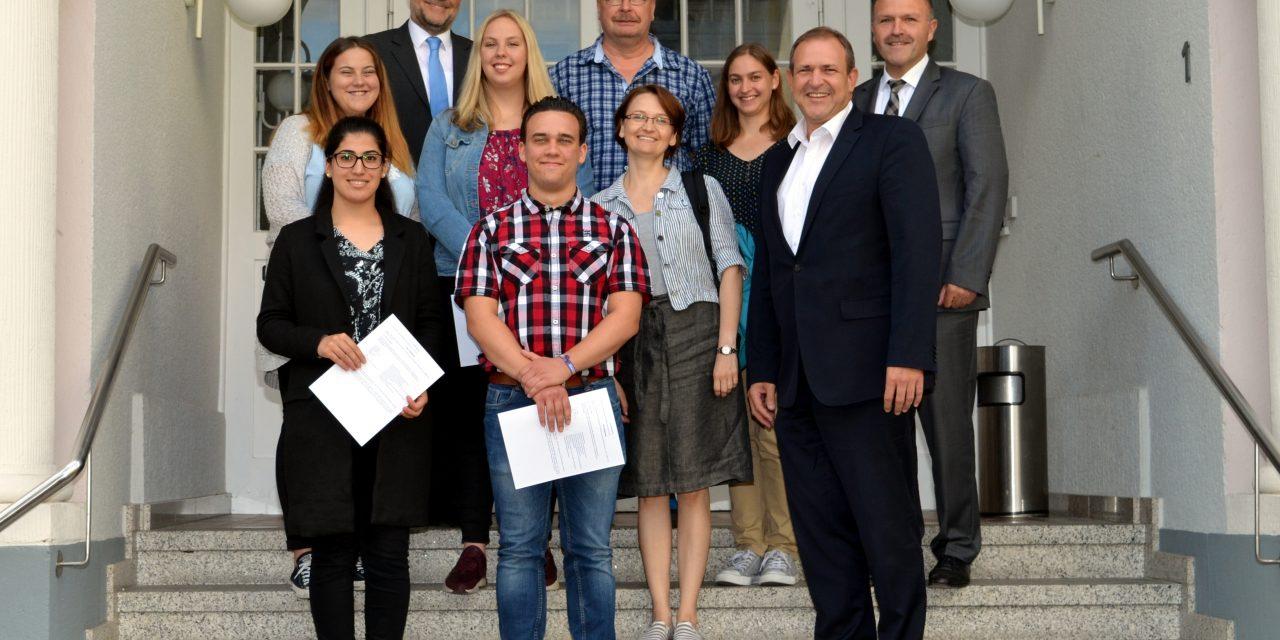 Idar-Oberstein: Nachwuchskräfte für die Stadtverwaltung