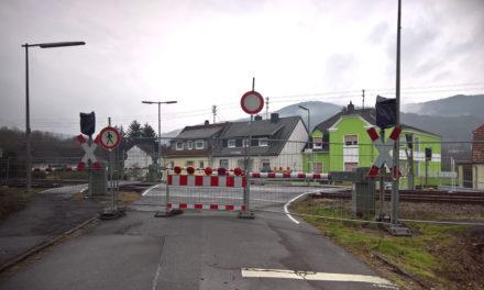 Weierbach: Bleibt der Bahnübergang zur Eisenbahnstraße/Altweid?