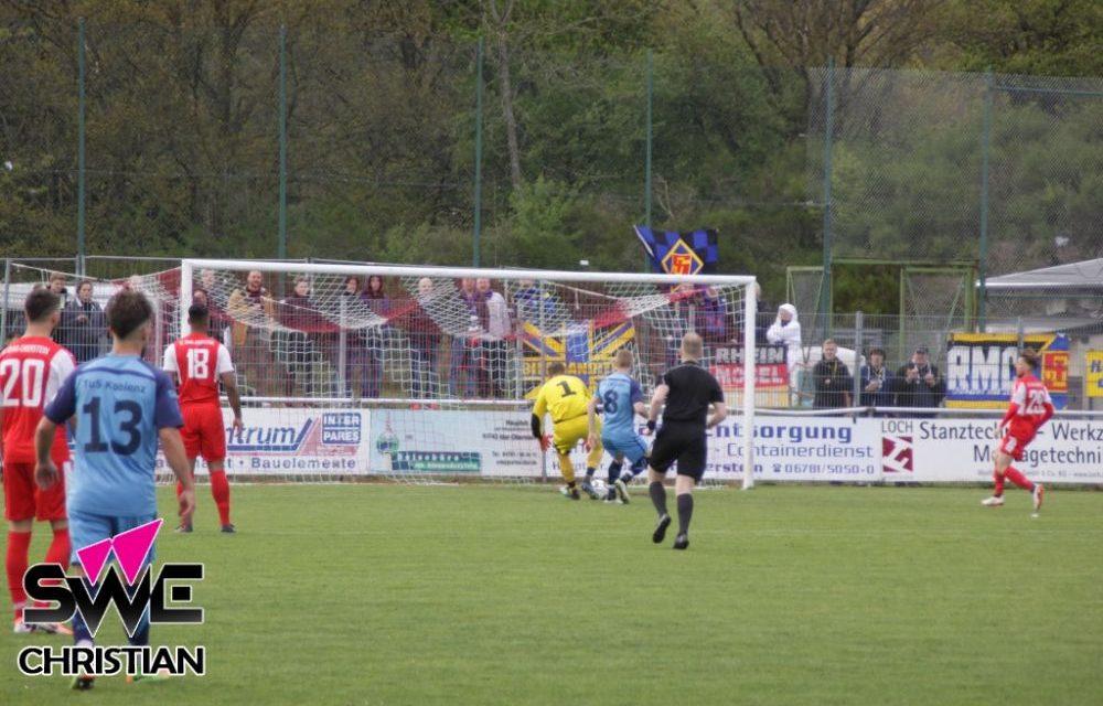 Fußball-Oberliga 18/19: SC 07 Idar-Oberstein gegen TuS Koblenz
